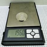 """Виктор Цой. Кино (1962 - 1990). Монета. Жетон. """"Если есть шаг - должен быть след"""", фото №8"""