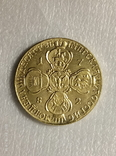 10 рублей 1782 год z233копия, фото №2