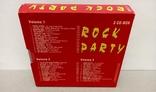 ROCK PARTY. 3 CD-BOX., фото №3