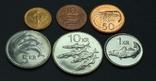Исландия, набор монет, 6с, фото №2