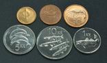Исландия, набор монет, 6с, фото №3