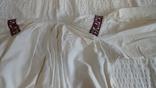 Сорочка дівоча з Черкащини, на льоні, фото №5