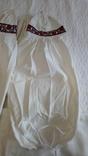 Сорочка дівоча з Черкащини, на льоні, фото №8