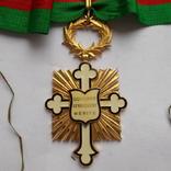 Франция. Орден. За заслуги в искусстве, литературе и спорте. 3 ст., фото №3