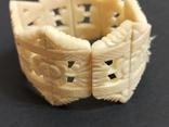 Браслет кость на резинке, фото №9