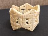 Браслет кость на резинке, фото №10