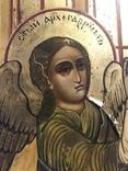 Икона Благовещение в киоте., фото №5