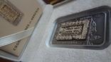 1000 драм 2011 Армения Хачкар Православная Армения тираж 2500 серебро, фото №7