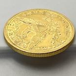 10 долларов. 1907. США (золото 900, вес 16,70 г), фото №10