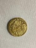 5 рублей 1779 год z240копия, фото №2