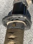 Син - гунто японский меч времён WWll, фото №9
