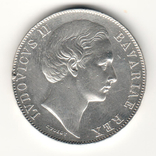 Талер 1871 р, Баварія, фото №2