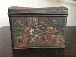 Коробка для чая. Товарищество чайной торговли В. Высоцкий и К Москва, фото №5