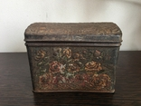 Коробка для чая. Товарищество чайной торговли В. Высоцкий и К Москва, фото №10