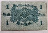 1 Марка 1914 год Германия, фото №3