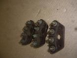 Колодки 6 вольт мотоцикла иж, фото №2