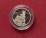 Монета 50 грн Ластівчине гніздо, фото №3