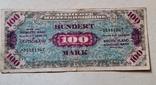 HUNDRED 100 MARK 1945 год, фото №2