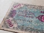 HUNDRED 100 MARK 1945 год, фото №6
