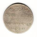 32 шилінга 1797 р, Любек, фото №2