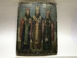 Икона Три святителя, фото №11