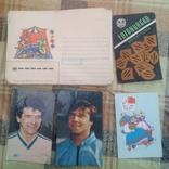 226 не подписанных открыток+бонус, фото №7