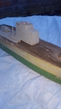 Деревянный корабль СССР, фото №2