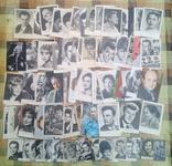 119 не подписанных открыток со знаменитостями ссср и ближнего зарубежья, фото №2