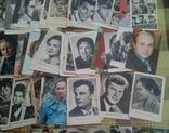 119 не подписанных открыток со знаменитостями ссср и ближнего зарубежья, фото №4