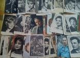 119 не подписанных открыток со знаменитостями ссср и ближнего зарубежья, фото №5