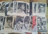 119 не подписанных открыток со знаменитостями ссср и ближнего зарубежья, фото №8