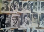 119 не подписанных открыток со знаменитостями ссср и ближнего зарубежья, фото №9