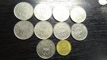 5 крон Швеція (порічниця) 10шт, всі різні, фото №2