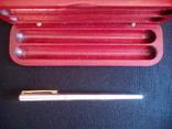 """Ручка перо """" Inoxcrom iridium""""., фото №3"""