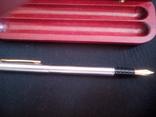 """Ручка перо """" Inoxcrom iridium""""., фото №7"""