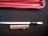 """Ручка перо """" Inoxcrom iridium""""., фото №8"""