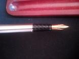 """Ручка перо """" Inoxcrom iridium""""., фото №10"""