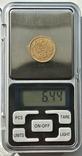 20 франков. 1898. Тунис (золото 900, вес 6,44 г), фото №12
