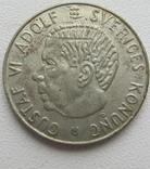 1 крона 1964 года Швеция, фото №2