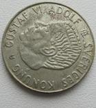 1 крона 1964 года Швеция, фото №4