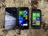 Лот 3 смартфони Nokia Lumia Windows 975 978 610, фото №2