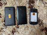 Лот 3 смартфони Nokia Lumia Windows 975 978 610, фото №3