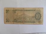 Боливия. 10 песо 1962 г., фото №3