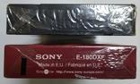 Видеокассеты SONY, BASF. Новые, запечатанные, 2 шт., фото №4