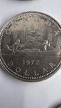 5 долларов1976,1989 ;1 доллар 1962,1964,1965,1966,1967,1972,1976;50центов 1951,1964 (11шт), фото №10