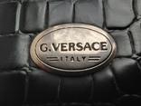 Сумка женская G. Versace. Italy. 2, фото №13