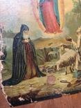 Икона Явление Богоматери на горе Почаевской, фото №3