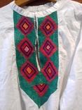 Вышитая сорочка Сумщини, фото №9