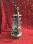 Керосиновая лампа летучая мышь, фото №3