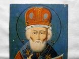 Икона святой Николай, фото №3